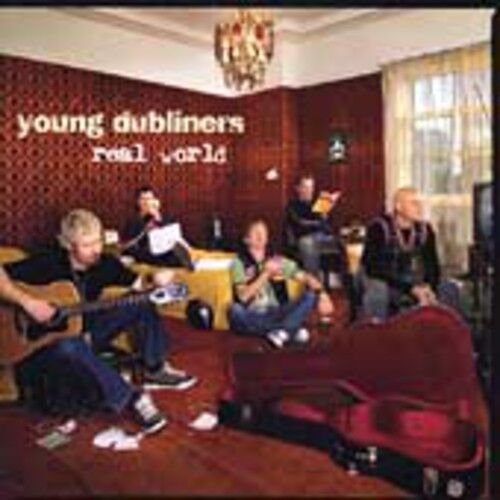 1 of 1 - The Young Dubliners - Real World [New CD] Manufactured On Demand