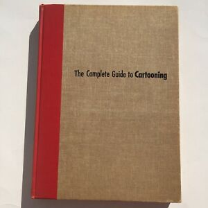 The-Complete-Guide-To-Cartooning-Gene-Byrnes-Copyright-1950