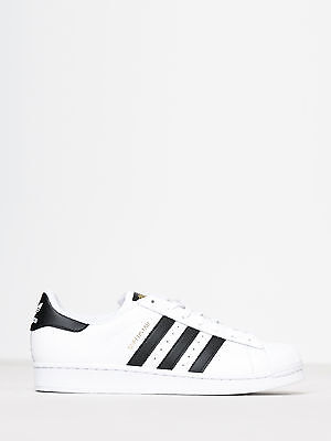 Adidas Superstar Sneakers In White And Black size US Mens 6/Womens 7.5