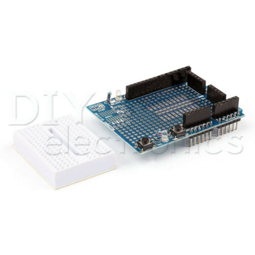 Prototype With MiniShield ProtoShield V3 Breadboard For Arduino UNO MEGA2560 ASS