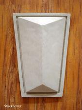 Estuco fachada, Clásico, elegante grandes Piedra mediana de hormigón Exterior