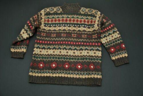 90s Ralph Lauren Sweater Medium M Wool VTG Turtlen