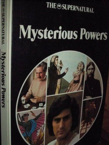 Mysterious Powers By Colin Wilson