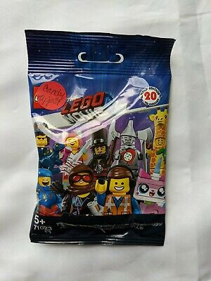 71023 #11 Candy Rapper LEGO Movie 2 Minifigure NEW FREE SHIPPING