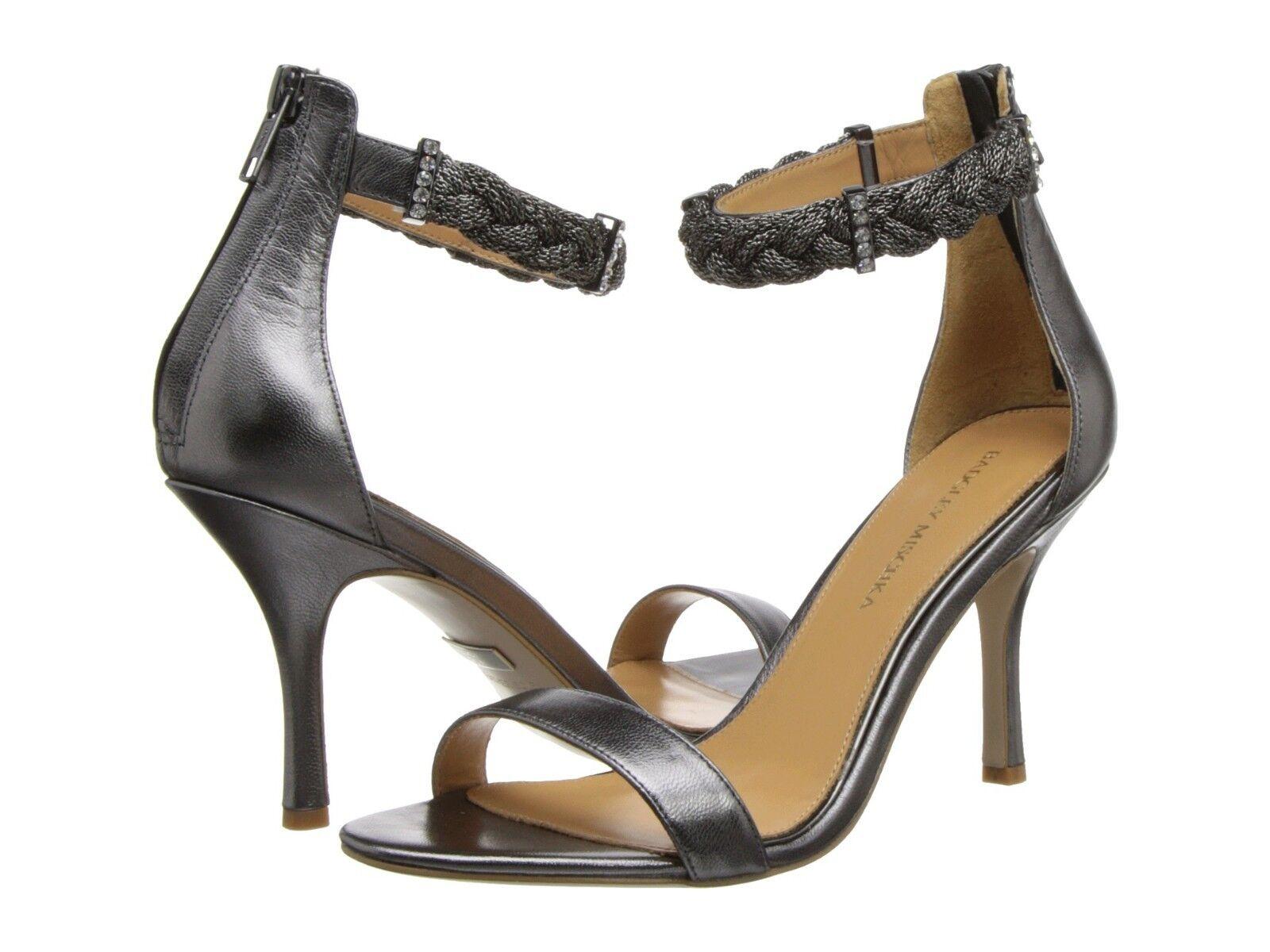 Badgley Mischka Hawthorne Ankle Strap Sandals 8.5M  225
