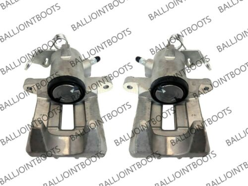 FITS SKODA FABIA RAPID ROOMSTER REAR NEAR /& OFF//SIDE BRAKE CALIPERS PAIR NEW