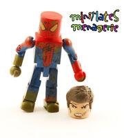 Marvel Minimates SDCC Amazing Spider-Man Movie Underground Battle Spider-Man