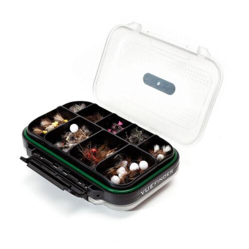Wychwood Vuefinder mouche boites-toutes les configurations de stockage /& tailles disponibles
