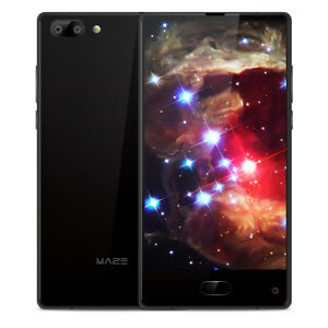 4000mAh-6-034-Maze-Alpha-4G-Smartphone-8Core-2SIM-Cam-13MP-Android7-6-64GB-Touch-ID