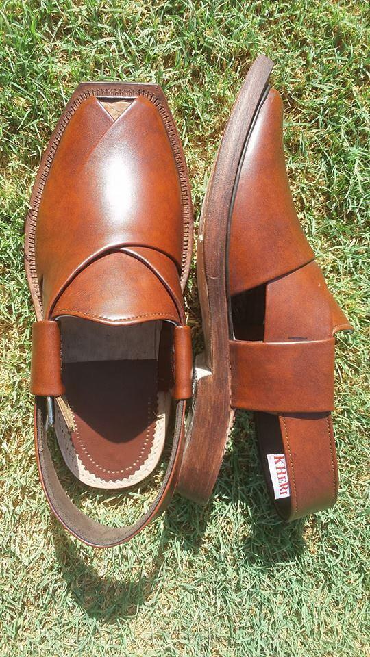 Hand Made Pure Leather Peshawri Chappal  Light weight