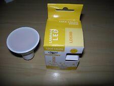 LAMPADA/LAMPADINA LED-GU10-3000 K-LUCE CALDA-7 W-540 LUMEN-20000 ORE -100°-COREL