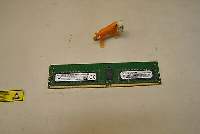 MICRON MTA18ASF2G72PDZ-2G31IG 16GB 2Rx8 DDR4 19200 PC4-2400T REG SERVER MEMORY