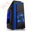 Gaming-PC-Quad-Core-i7-Ordinateur-SSD-HDD-4-16-Go-RAM-GT-GTX-Gfx-Windows-10-WIFI miniature 8