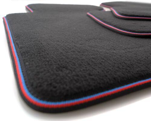 NEU Fußmatten BMW E38 7er Original Qualität Automatten Tuning M-Edition 4-teilig