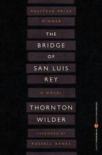 The Bridge of San Luis Rey by Thornton Wilder (2014, Trade Paperback, Movie Tie-In)