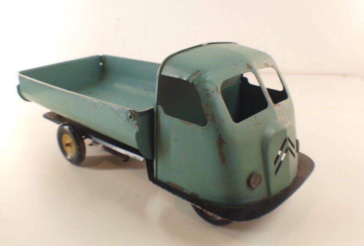 JRD F camion benne Citroën C6 Duriez Duriez Duriez en tôle mécanique à clef 31 cm | Large Sélection  c2ad34
