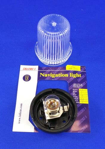 Lalizas Anchor N12 All Round White Navigation Light Yacht Sailing Boat New J86