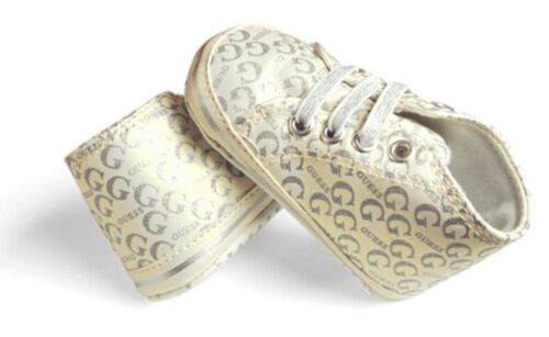 Baby Boy Girl Signature Sneakers Multi G Sparkle Shoes 0-18 Month size 1//4//5