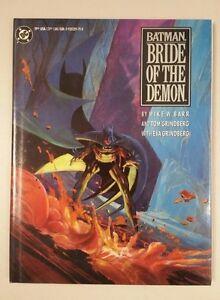 Batman Bride of the Demon HC