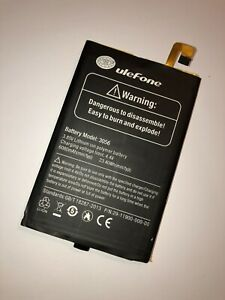 Batterie-MODEL-3056-Ulefone-Power-3-Power-3S-6080mAh-100-Original-Utilise