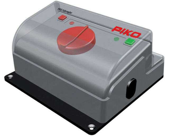 Piko 35002 -G- Elektronischer Fahrregler Ausgang: 0-24 V / max. 5 A D Neu / OVP