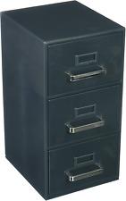 Forum Novelties 3 Drawer Mini Filing Cabinet