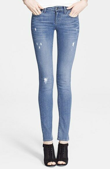 Habitual Women's Alice Skinny Jean In Liberty bluee, Liberty bluee, 27