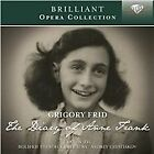 Grigory Frid - : The Diary of Anne Frank (2013)