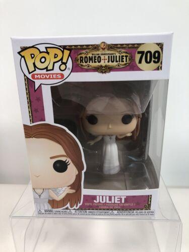 Funko POP VINYL FILMS Romeo /& Juliet-Juliet Figure