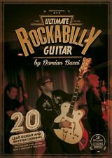 """Ultimate Rockabilly Guitar"" instructional DVD lesson"