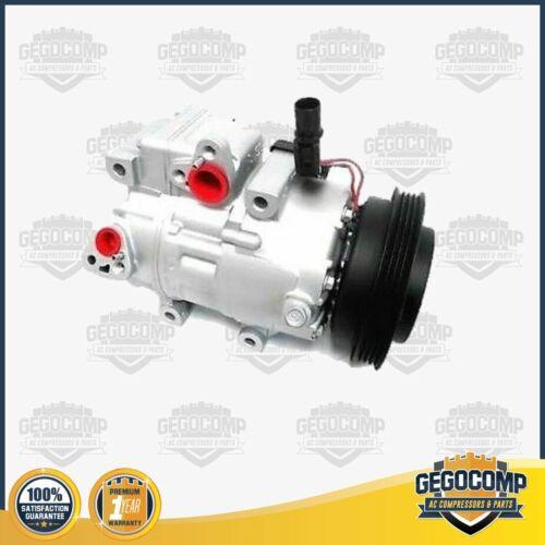 A//C Compressor Fits Hyundai Accent 2006-2009 L4 1.6L OEM HCC-VS16 67358
