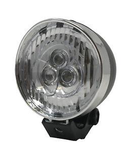 Rad Fahrradlampe Frontlicht Zu Dunlop Details Retro Fahrradbeleuchtung Lampe Licht Led 3 TPZuOkXi