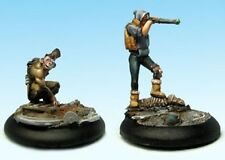 Taban Miniatures Gretchen And Luie The Monkey Thief