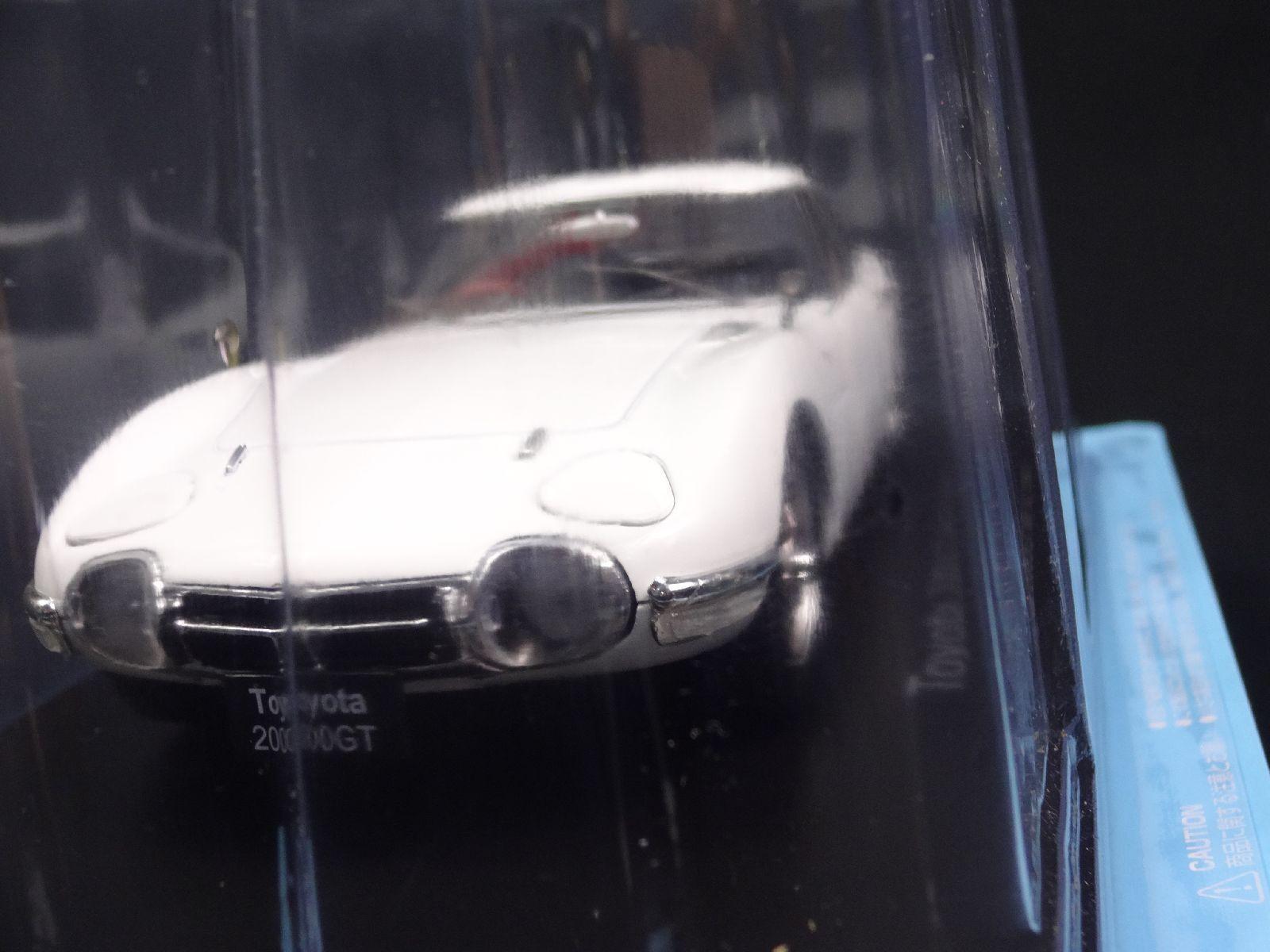 Toyota 2000GT MF10 MF10 MF10 1967 1 24 Big Scale Box Mini Car Display Diecast 3CA1 a77093