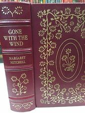 Southern Classics Franklin Library: Gone with the Wind: Margaret Mitchell: 1860s