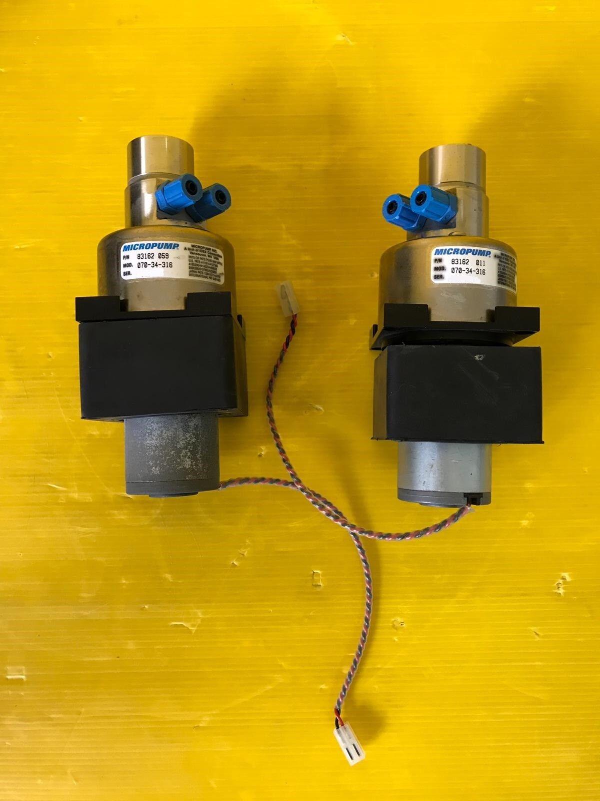 Micropump 070-34-316 83162 059 W  83162 011 Dunkermotoren G42x25
