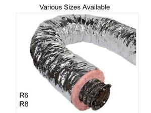 MASTER-FLOW-Insulated-Flexible-Duct-R6-R8-Silver-Jacket-Durable-Energy-Saving