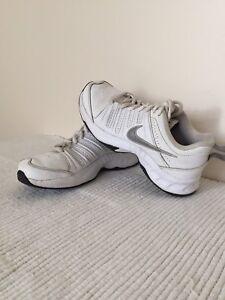 Nike Retro Classic White Leather