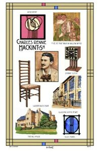 Charles-Rennie-Mackintosh-Cotton-Tea-Towel-by-Samuel-Lamont