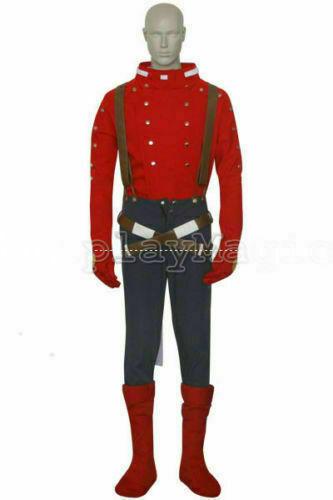 Tales of Symphonia Lloyd Irving Cosplay costume uniform /<Free shipping @NN23