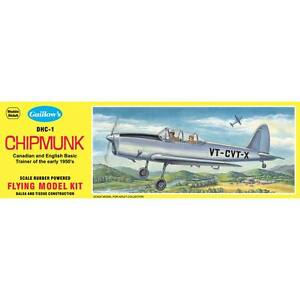 NEW Guillow s Scale Model Chipmunk 903