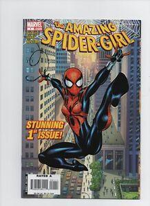 Amazing Spider-Girl #7 VF 2007 Stock Image