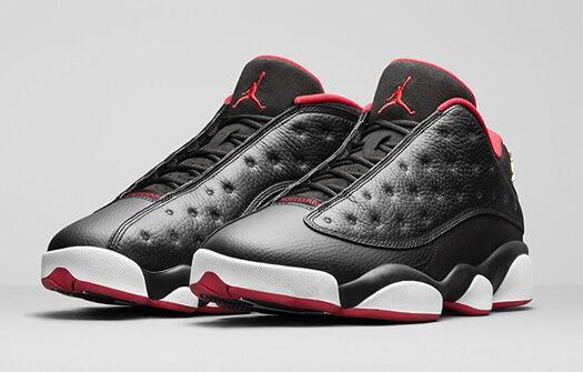 2018 Nike Air Jordan bajo 13 XIII playoff criados bajo Jordan comodo baratos zapatos de mujer zapatos de mujer cad8ee