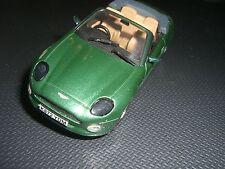 SCHUCO ASTON MARTIN DB 7 VANTAGE grünmet.   ältere Schuco Serie 1:43