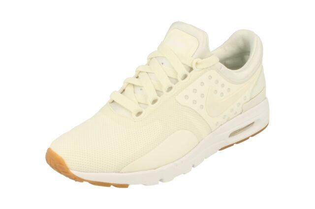 Nike WMNS Air Max Zero 857661 105 Sail Gum Light Brown Womens US Size 5.5 UK 3