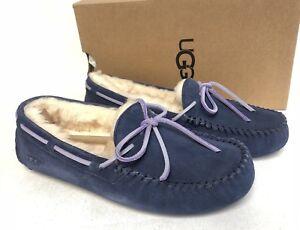 Huis Suede Shearling Dakota Shoe schapenvacht Ugg Australia 5612 Slippers Peacoat 6gvm7IbYfy