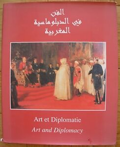 Art-and-Diplomacy-Morocco-Arab-Islam-contemporary-painting-sculpture-Album-2002