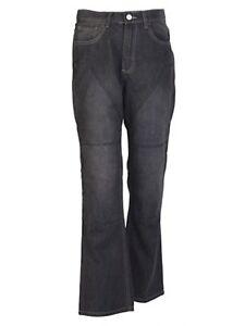 Motorcycle-Jeans-High-Black-Hornee-SA-W2-Ladies-Regular-Fit