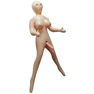Blow doll sex toy up