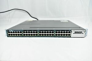 Cisco-WS-C3560X-48P-E-48-Port-Gigabit-Ethernet-IP-Services-Switch